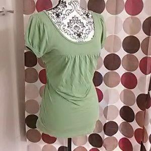 Energie Green blouse